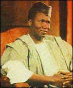 The late President Sekou Toure (picture: webguinee)