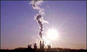 Greenhouse gases threaten the whole world