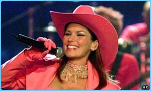 Shania Twain will be dishing out singing advice