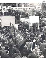 Miners' Rally 1972