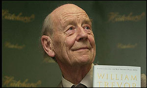 Irish-born William Trevor