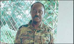Former chief of staff Francois Bozize