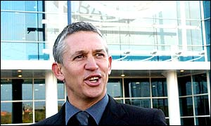 Gary Lineker leads the consortium which is aiming to save Leicester
