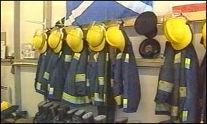 Firefighters' uniforms