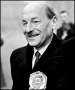 British Labour Party leader from 1935 to 1955