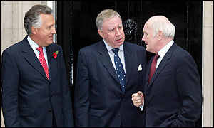 Peter Hain, Paul Murphy and John Reid