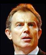 Prime Minister Tony Blair has maintained hands-on role