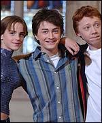 Unsere Potter-Stars werden gr�sser