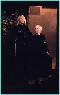 Lucius & Draco, like father, like son