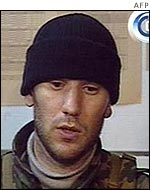 The hostage-takers' leader Movsar Barayev