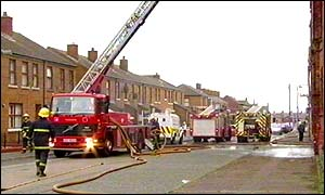 Firefighters have not ruled out strike action