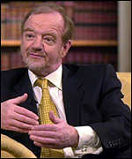 Leader of the House Robin Cook