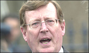 UUP leader David Trimble