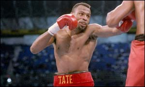 Thomas Tate believes he can follow in his brother's footsteps and take the World Super-Middleweight title back to America.