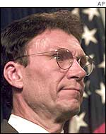 Tom Daschle, Democrat leader in the Senate
