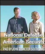 John Thune campaign advertisement