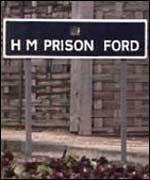 Ford open prison sign