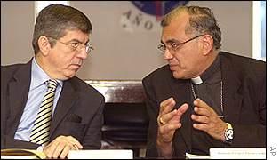 Resultado de imagen para oea venezuela 2002 gaviria