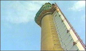 Windscale chimney, Sellafield