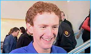Chris Rankin plays Percy Weasley
