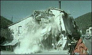 italy earthquake 1980