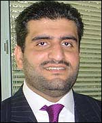 Esam Janahi, CEO Gulf Finance House