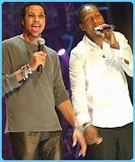 Lionel Richie and Lemar