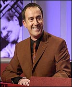 Angus Deayton on Have I Got News For You