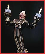 Lumiere the candelabra