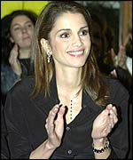 Jordan's First Lady, Her Majesty Queen Rania Al-Abdullah