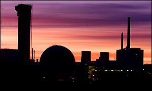 The Sellafield plant