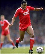 John Barnes of Liverpool