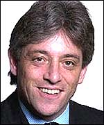 Tory MP John Bercow