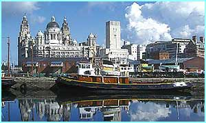 Liverpool Waterfront (Picture courtesy of FreeFoto.com)