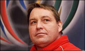 Wales coach Steve Hansen, who watched Fiji rout Pontypool