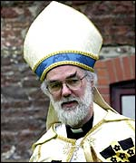 Dr Rowan Williams, the next Archbishop of Canterbury
