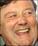Former Chancellor Kenneth Clarke