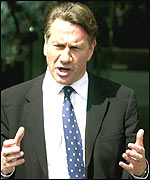 Former leadership contender Michael Portillo
