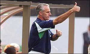 Mick McCarthy guided Ireland to the 2002 World Cup finals