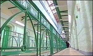Bbc News Uk England A Look Inside Riot Prison Walls