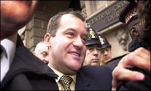 Paul Burrell outside court