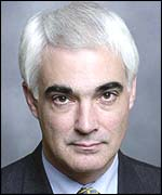 Transport Secretary Alistair Darling
