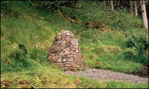 Cairn (Photograph by RM Gibson)