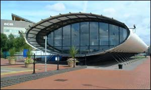 Cardiff's Visitor Centre