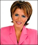 New BBC Breakfast presenter Natasha Kaplinsky