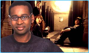 Lizo went to see the new Potter film