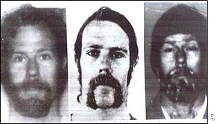 FBI pictures of James Kilgore
