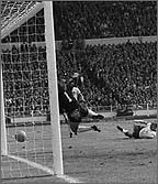 The Azeri linesman allowed a controversial goal that put England on the road to victory in the 1966 World Cup final