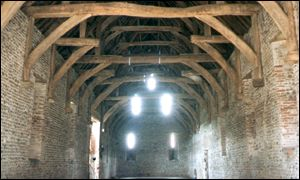 Paston Great Barn (Photo: Malcolm Crowder)