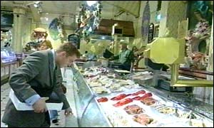 Fish counter